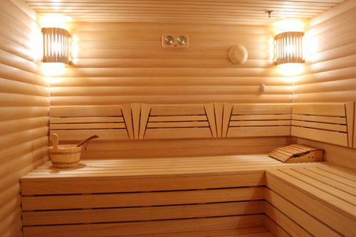 Обустройство бани